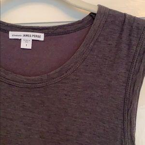 James Perse jersey dress